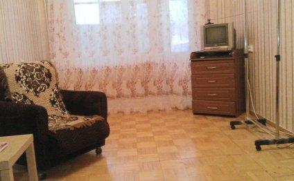 1-комнатная квартира на