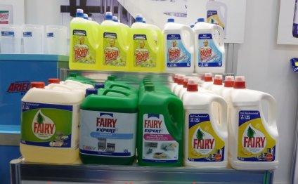 Чистящие средства для уборки