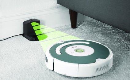 Принцип работы робота пылесоса