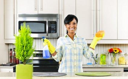 Секреты уборки от домработниц