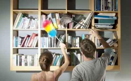Уборка дома – полезные советы