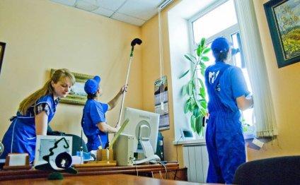 Услуги по уборке квартир