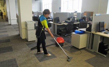 клининговая компания уборка